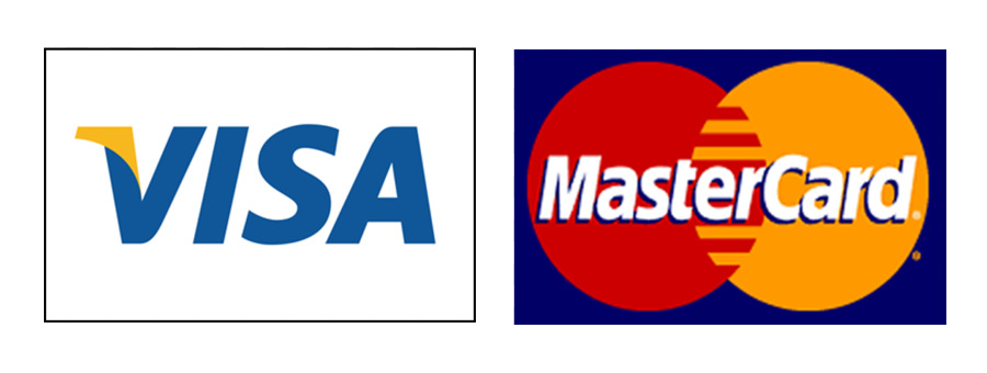 Přijímáme platby online platební kartou VISA i MASTERCARD